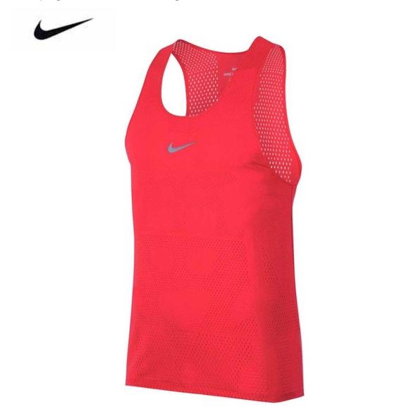 Nike Aeroswift Running Tank NWT